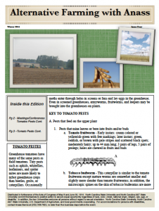 Cover photo for Alternative Farming With Anass - Winter Edition