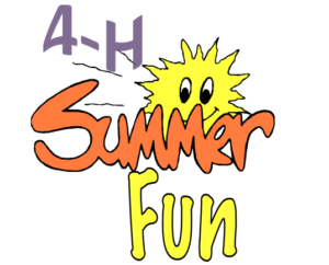 Cover photo for 2018 4-H Summer Fun