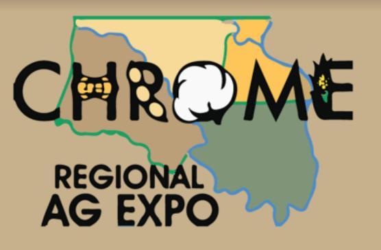 CHROME Regional Ag Expo Logo