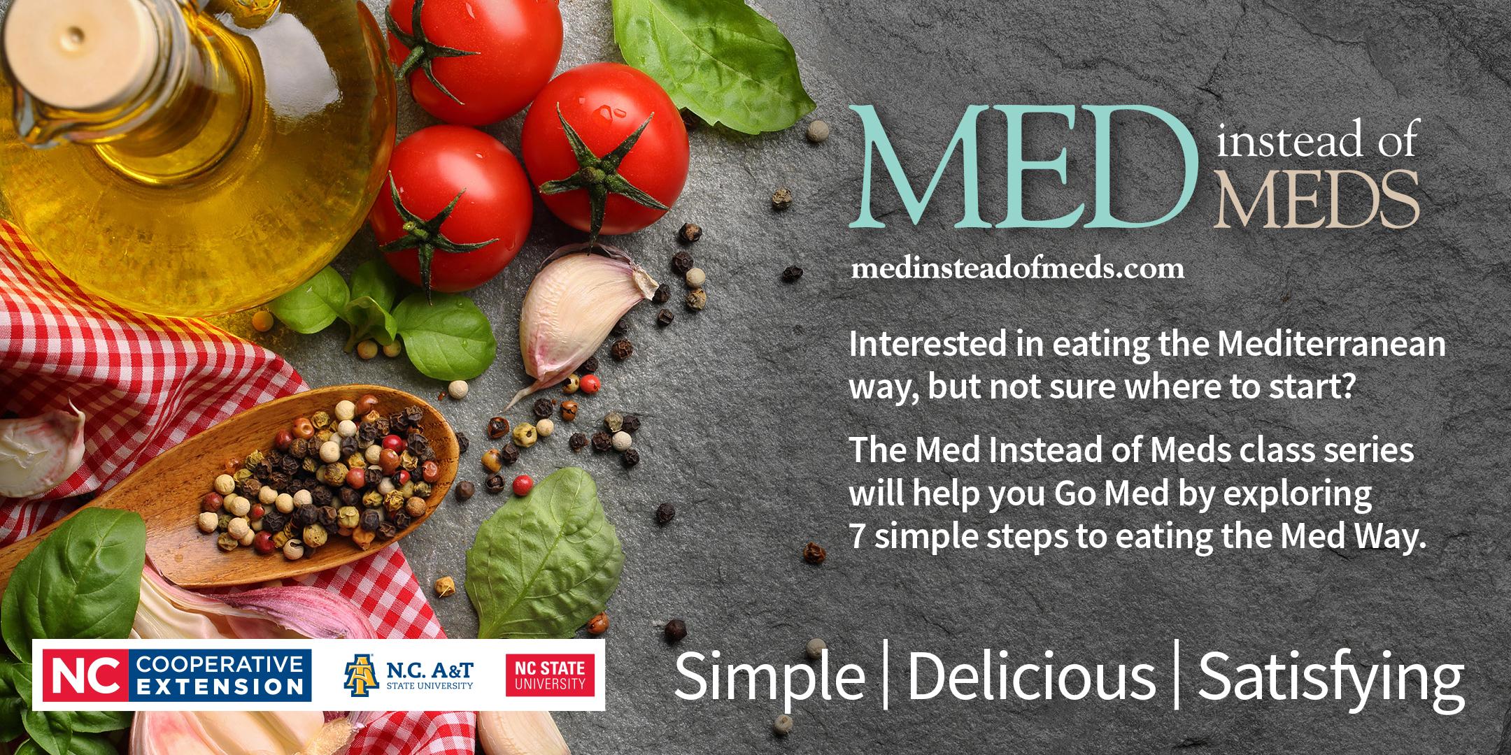 Med instead of Meds Flyer